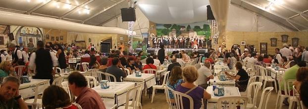 Fin de Fiesta: Verbena popular con orquesta