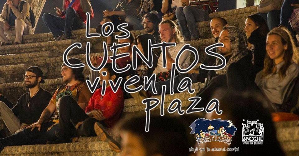 Los Cuentos Viven la Plaza: Veranillo de San Juan