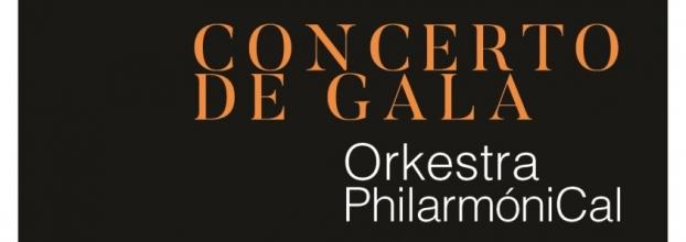 Concerto de Gala da Orkestra PhilarmóniCal