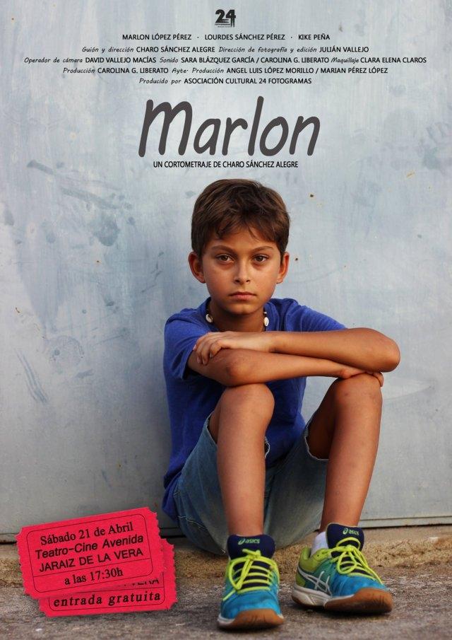Presentación del cortometraje 'MARLON' en Jaraíz de la Vera