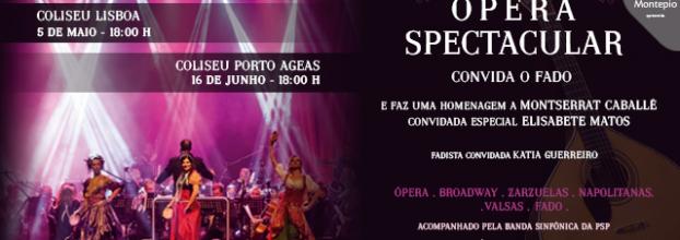 Opera Spectacular - Convida o Fado &