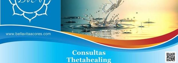 Consultas de Thetahealing - Ponta Delgada