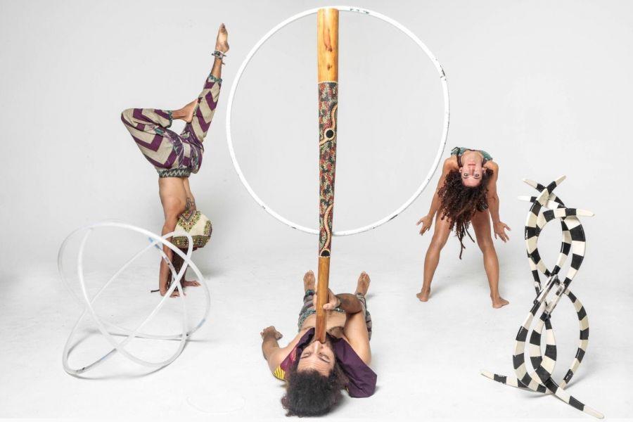 'Transcendências' - Projeto Triskle