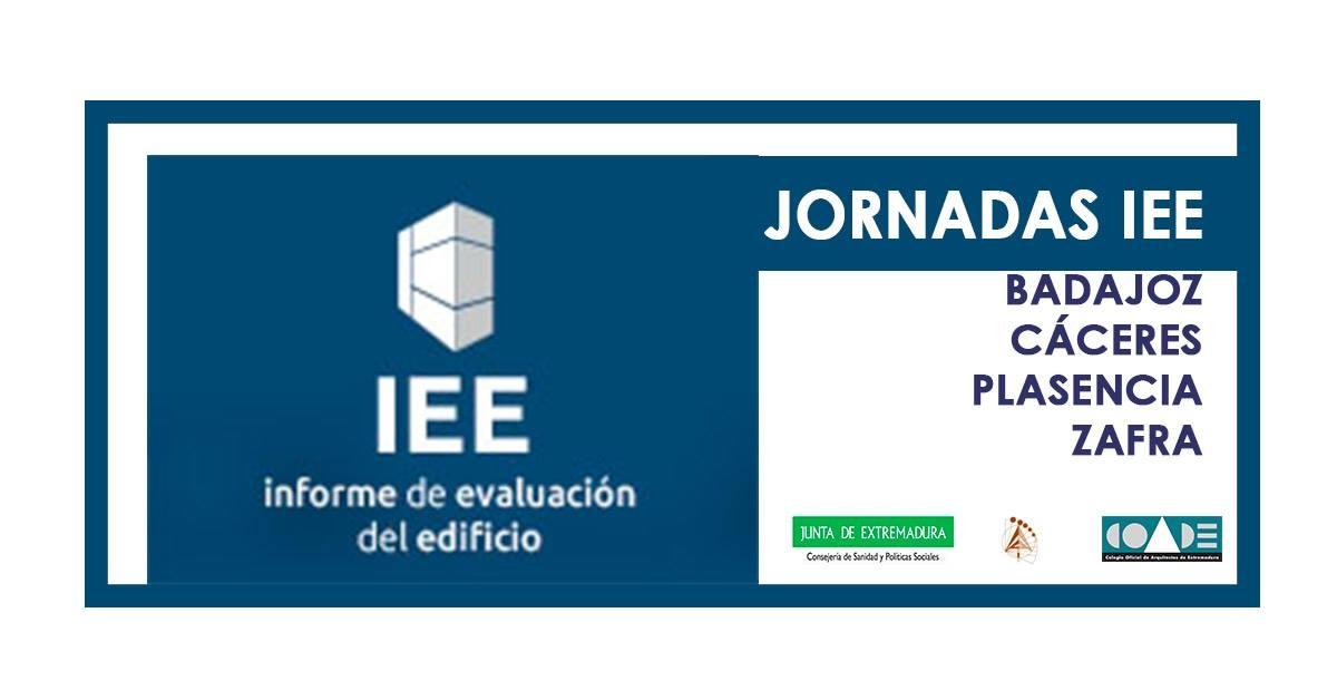 Jornadas IEEE (Informe de Evaluación de Edificio)