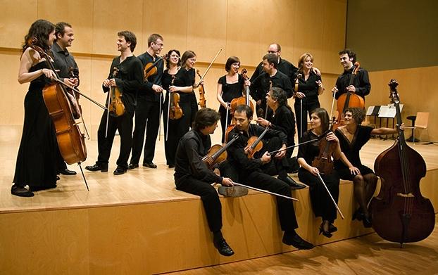 28 Festival De Música BAC Credomatic. Orquesta De Camara Terrassa 48 & María Lourdes Lobo. Cataluña, España-CR