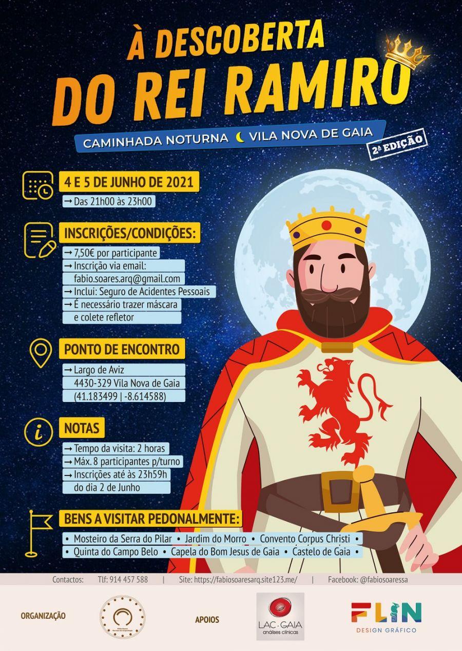 À descoberta do Rei Ramiro - 2ª Edição