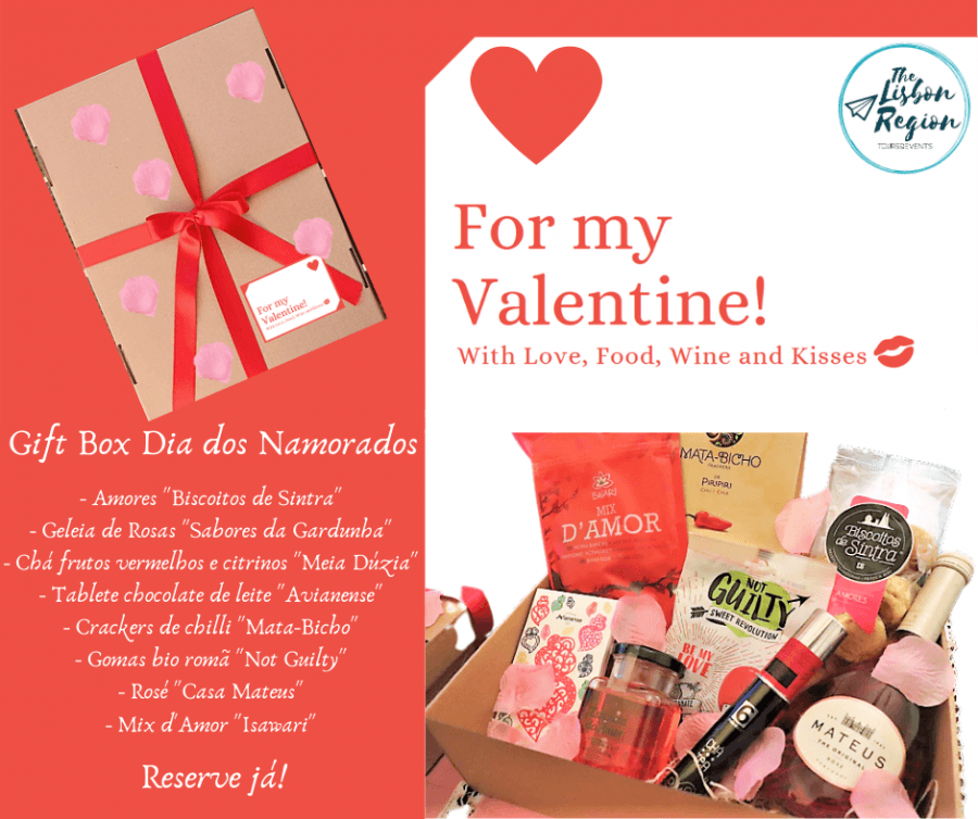 Gift Box Dia dos Namorados