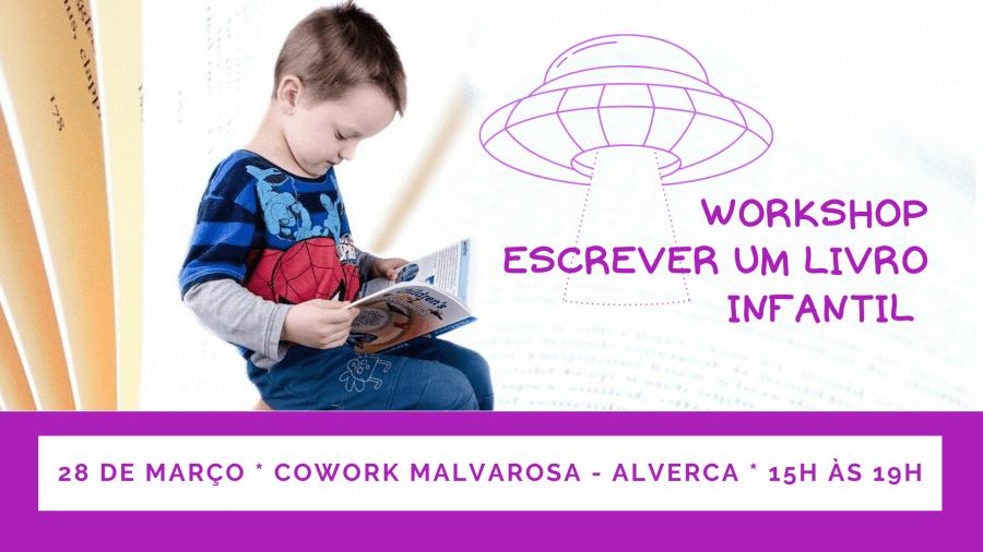 Workshop 'Escrever um livro infantil'
