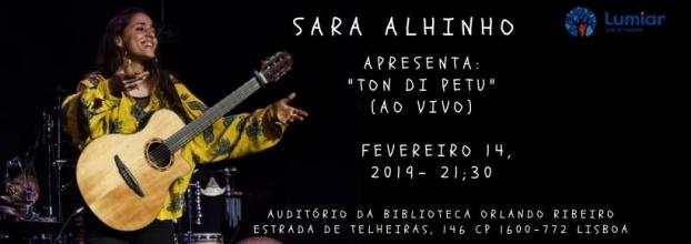 Sara Alhinho (Ao Vivo)