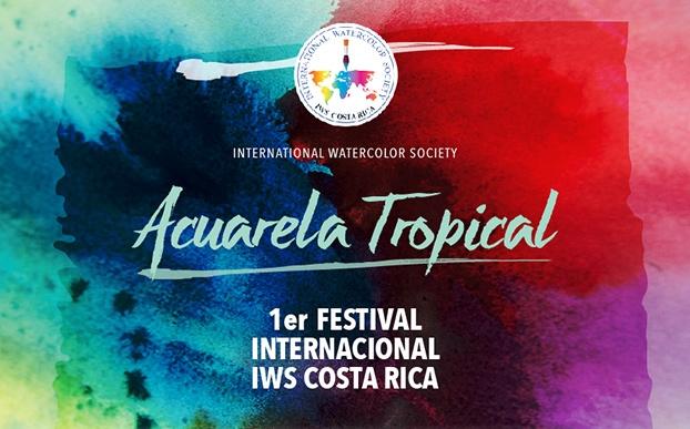Acuarela Tropical. 1er Festival internacional IWS Costa Rica