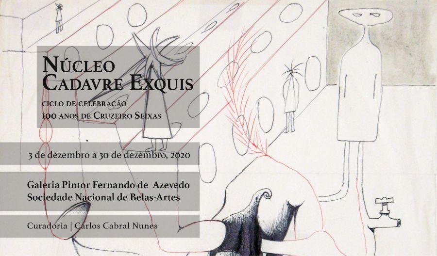 Núcleo Cadávre Exquis - Sociedade Nacional de Belas-Artes