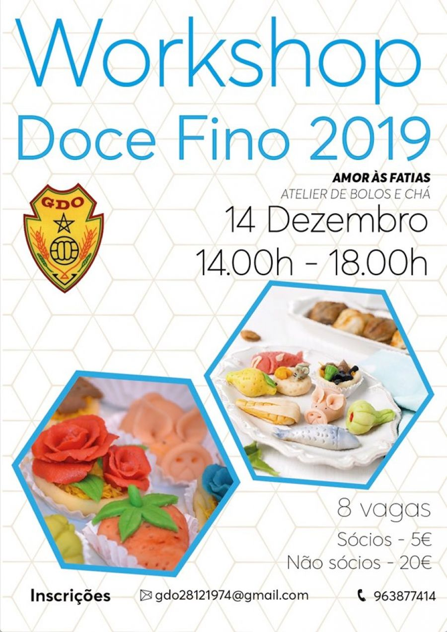 Workshop Doce Fino