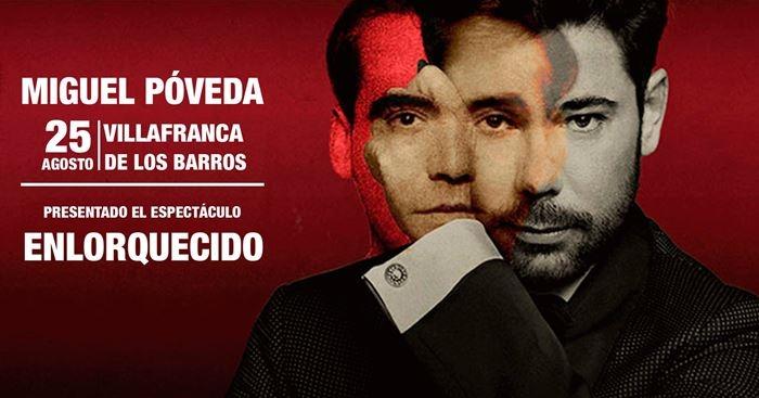 Miguel Poveda :: 25 de Agosto :: Villafranca de los Barros