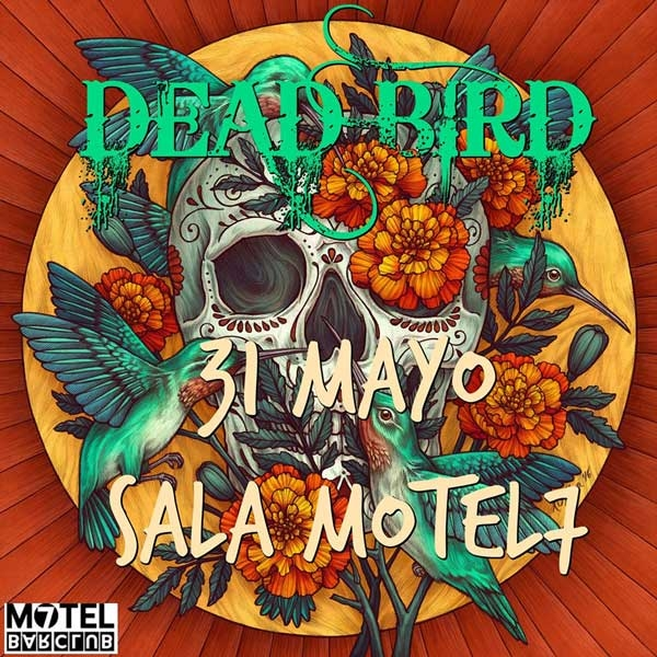 Concierto de Dead Bird