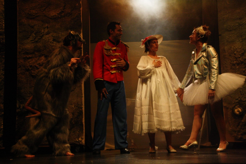 Teatro Ciclo D'Rule | 'El soldadito de plomo'