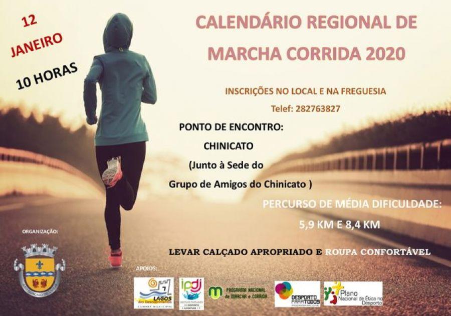 MARCHA E CORRIDA