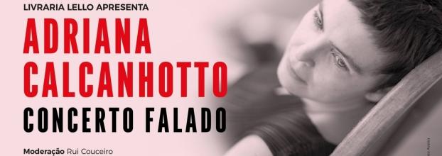 Adriana Calcanhotto | Livraria Lello