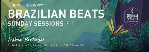 Tropicana Records: Brazilian Beats Sunday Sessions #11