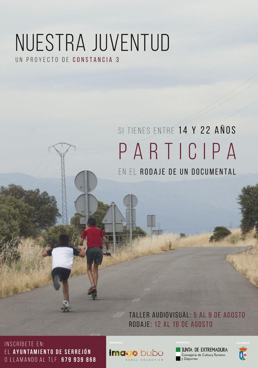 Nuestra juventud · Taller de Cine Documental (Residencia de Artistas)