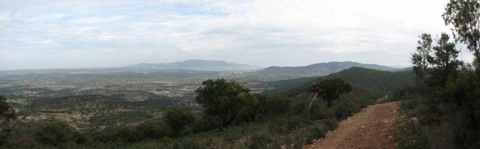 Ruta por Carmonita (Sierra de la Lombriz)