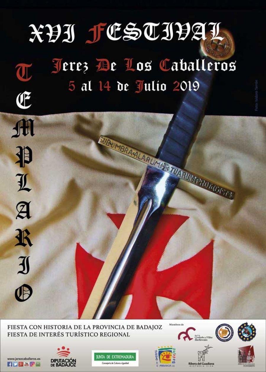 Festival Templario de Jerez de los Caballeros 2019
