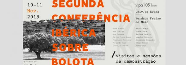 2ª Conferência Ibérica sobre a Bolota