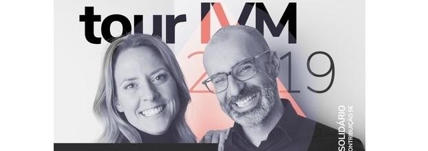 Tour IVM 2019 Pedro Vieira e Mikaela Oven (Desenvolvimento Pessoal)