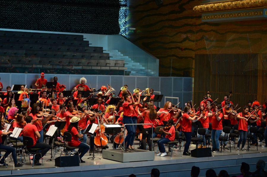 Orquestra Geração celebra Carnaval na Casa da Música