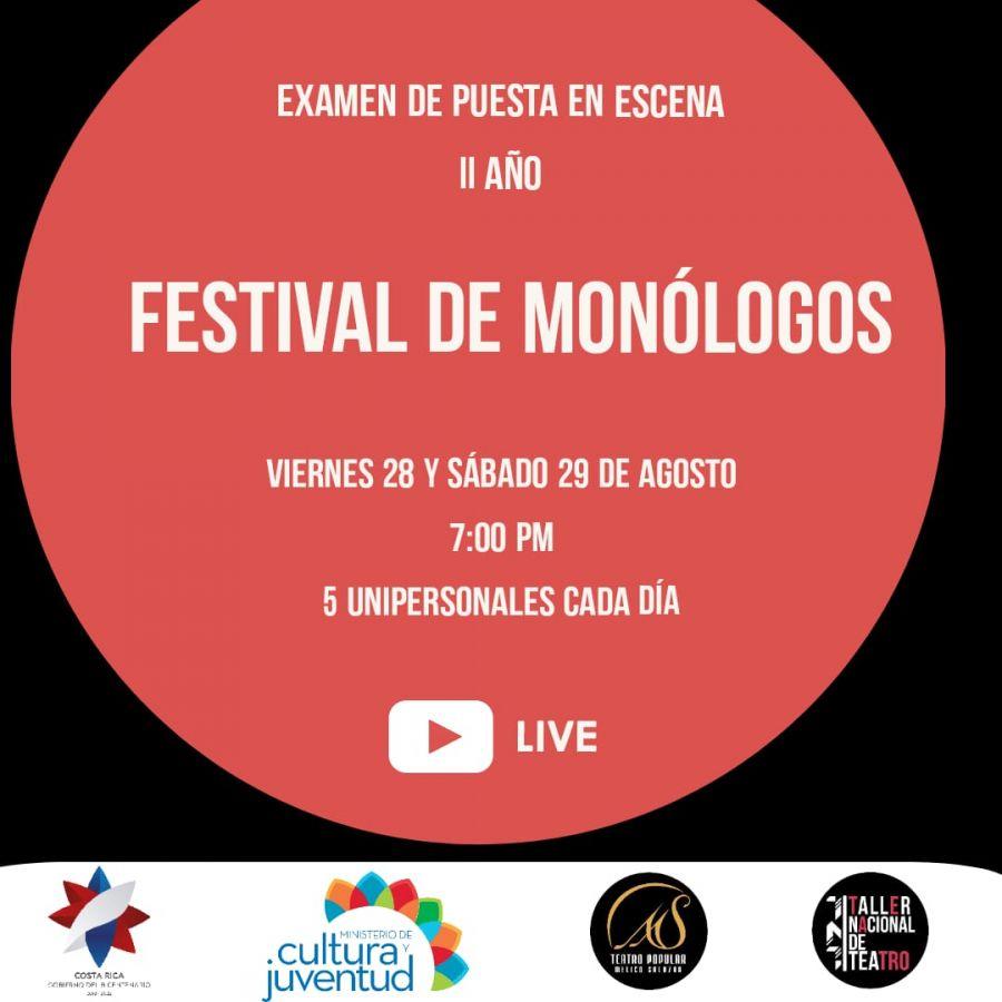 Festival de Monólogos