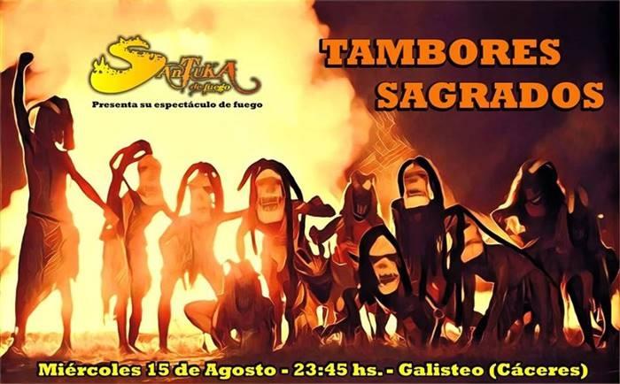 SANTUKA DE FUEGO en Galisteo