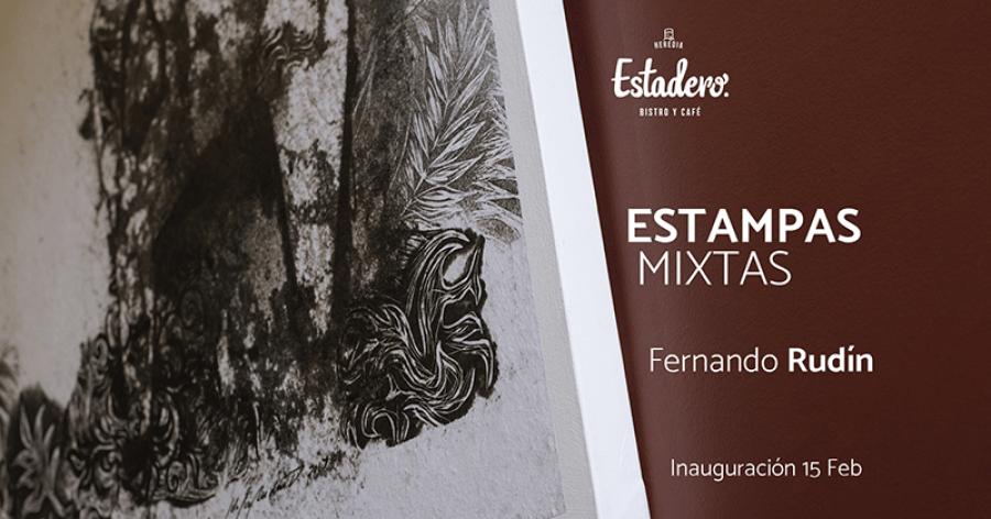 Estampas mixtas. Fernando Rudin