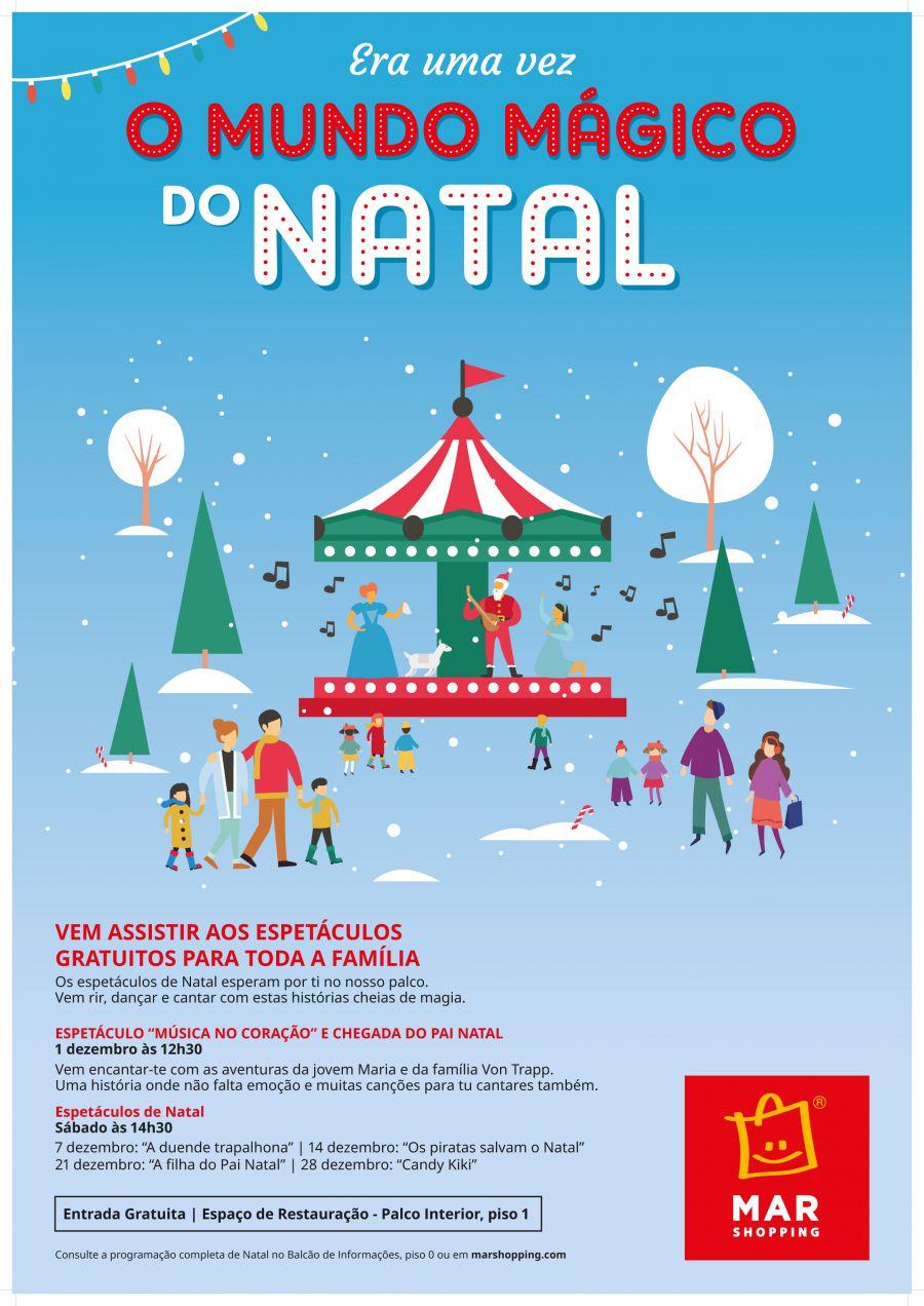 """Espetáculos de Natal: """"Os Piratas salvam o Natal"""" para alegria de todos"""