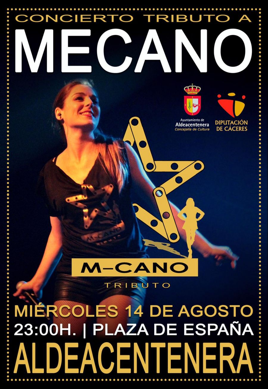 M-cano tributo a Mecano