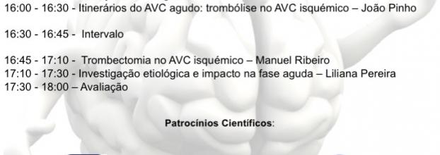 Curso de AVC na Fase Aguda
