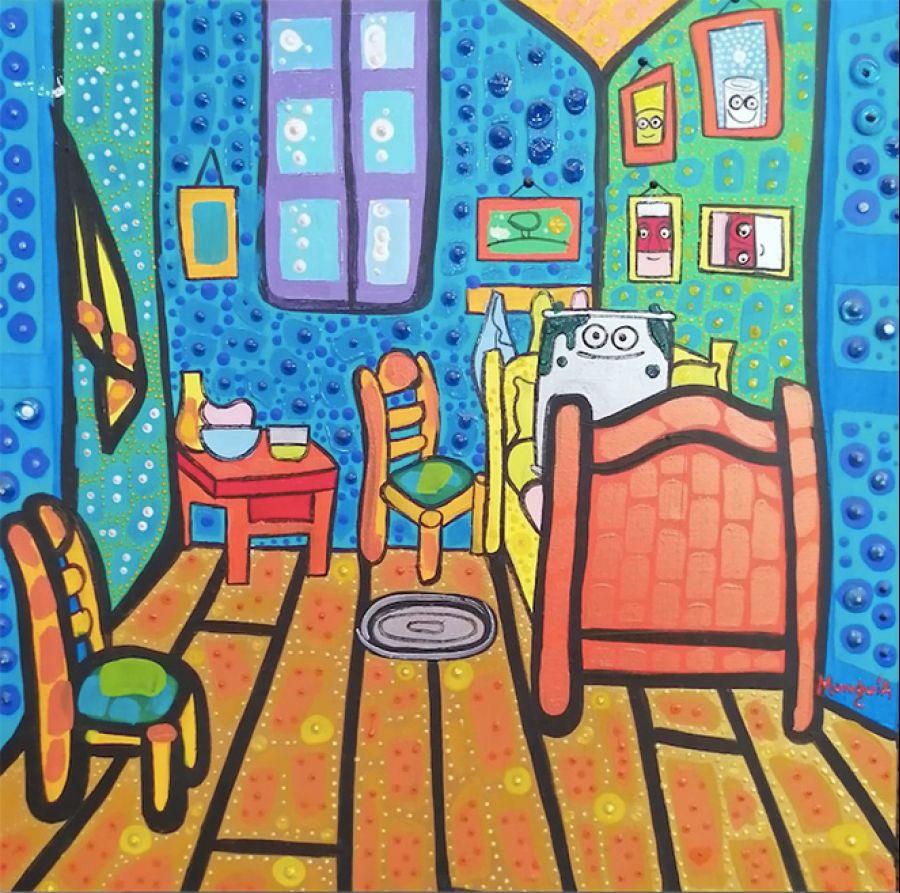 Apropiaciones en el Arte. Asociación Costarricense de Artistas Visuales