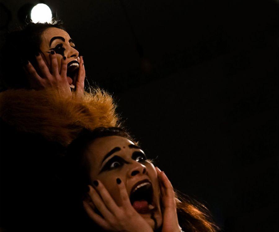 Lobo negro. Rodrigo David Gutiérrez. Drama