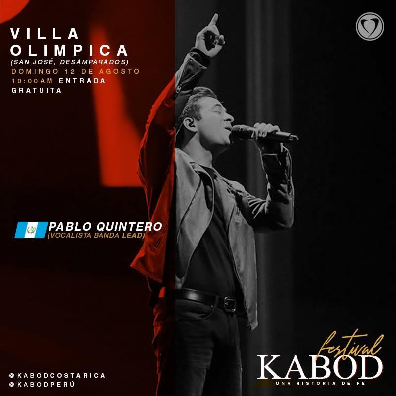 Festival Kabod 2018