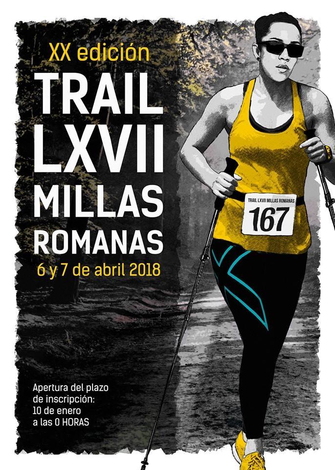 Trail LXVII Millas Romanas - XX Edición -