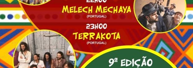 2 dia Festival Encontros -  Sem Vaidade + Viuva + Dani Vitalie + Kenny Caetano + Melech Mechaya + TERRAKOTA + DJ Pemba