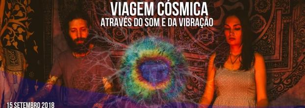 Viagem Cósmica no Natura Zen Valongo
