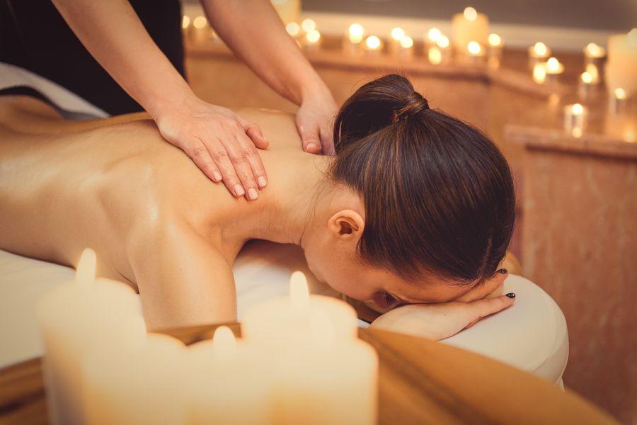 Formação de Massagem com Velas