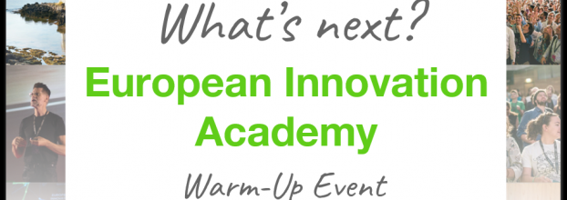 European Innovation Academy 2019 - PT edition & NOVA idea competition final