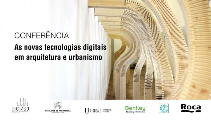 As novas tecnologias digitais na arquitetura e urbanismo
