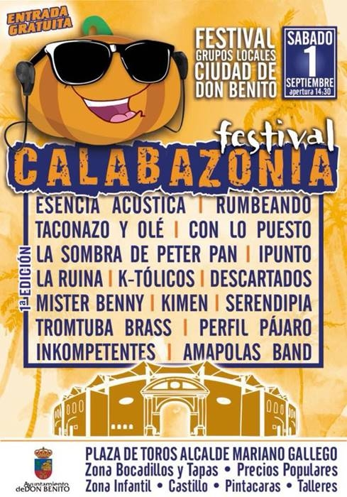 Festival Calabazonia || Don Benito