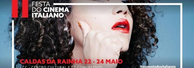 11ª Festa do Cinema Italiano - Caldas da Rainha