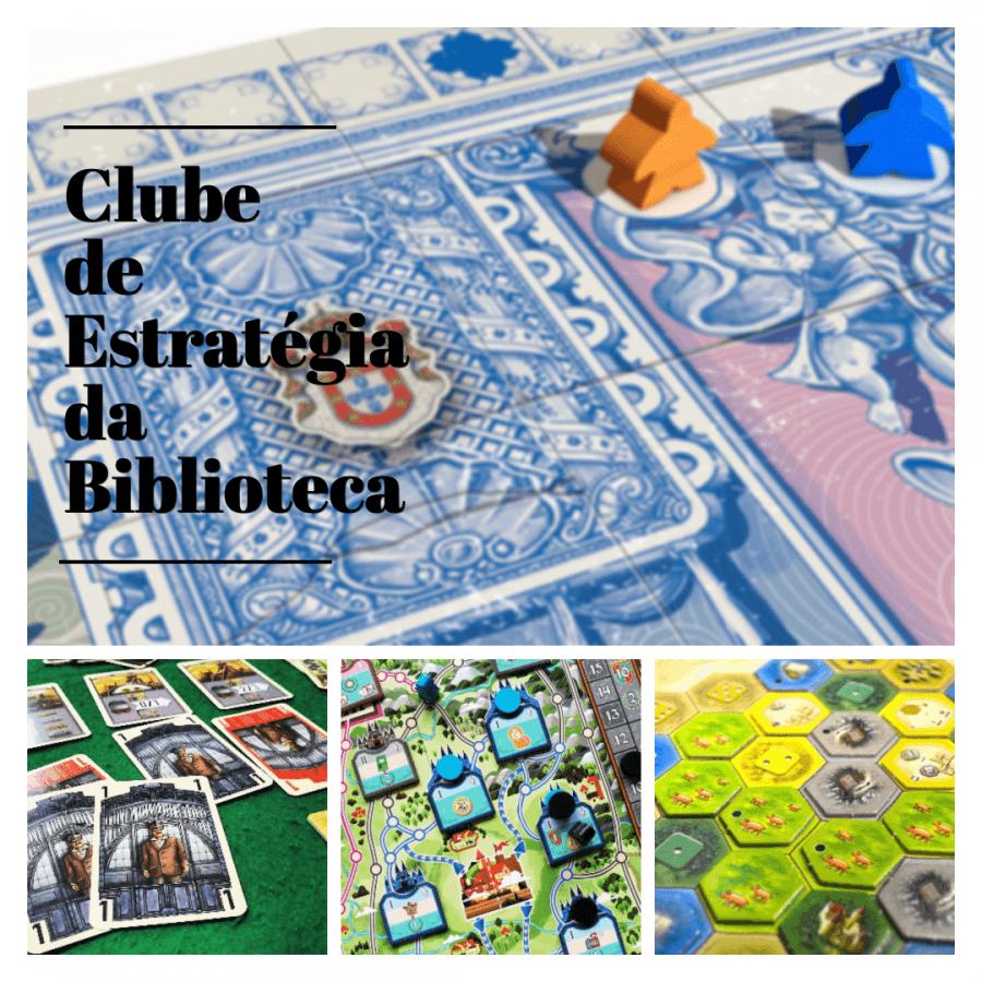 Clube de Estratégia da Biblioteca
