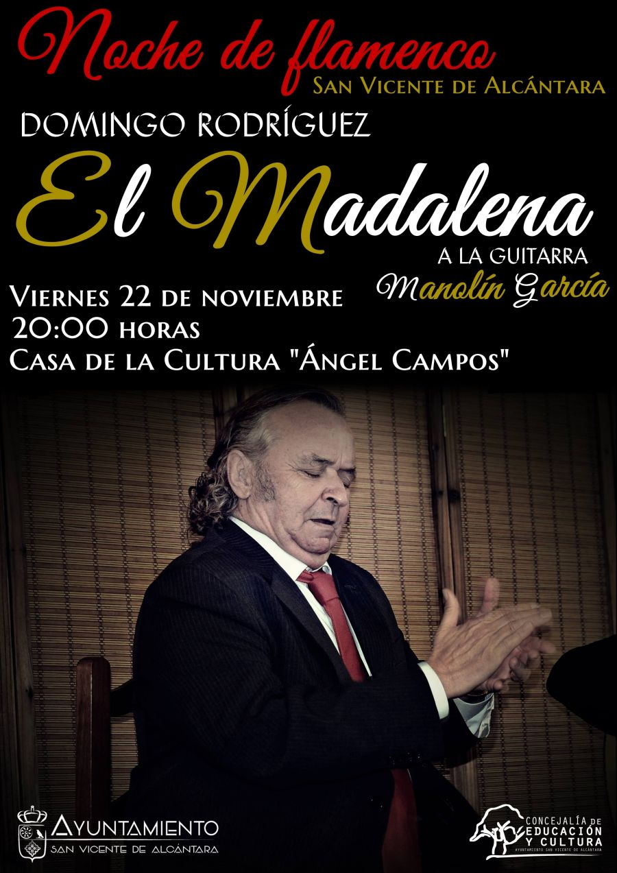 EL MADALENA, EN CONCIERTO