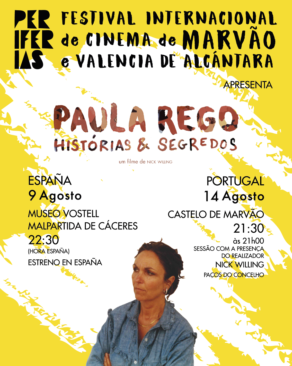Documental PAULA REGO Histórias e Segredos