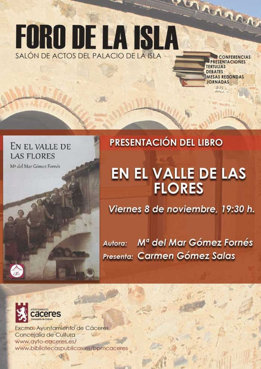 EN EL VALLE DE LAS FLORES | Presentación