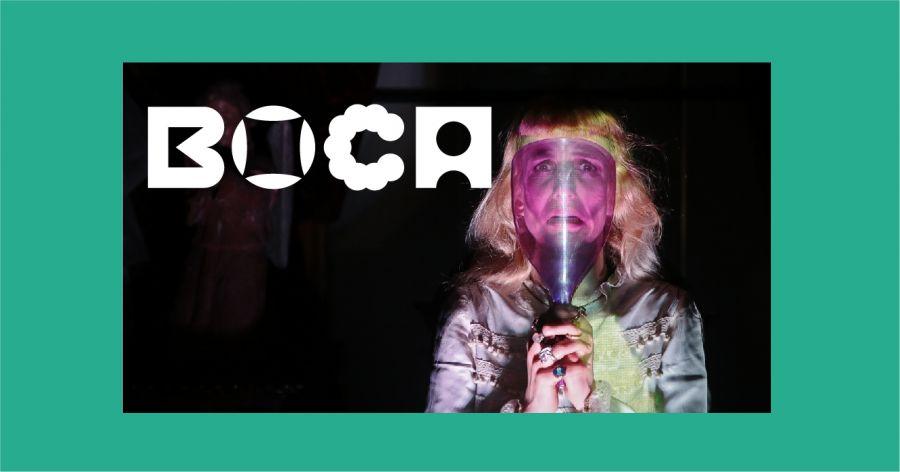 BoCA | SÉANCE - Mariana Tengner Barros